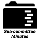 sub committee minutes