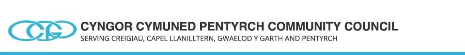 Cyngor Cymuned Pentyrch Community Council